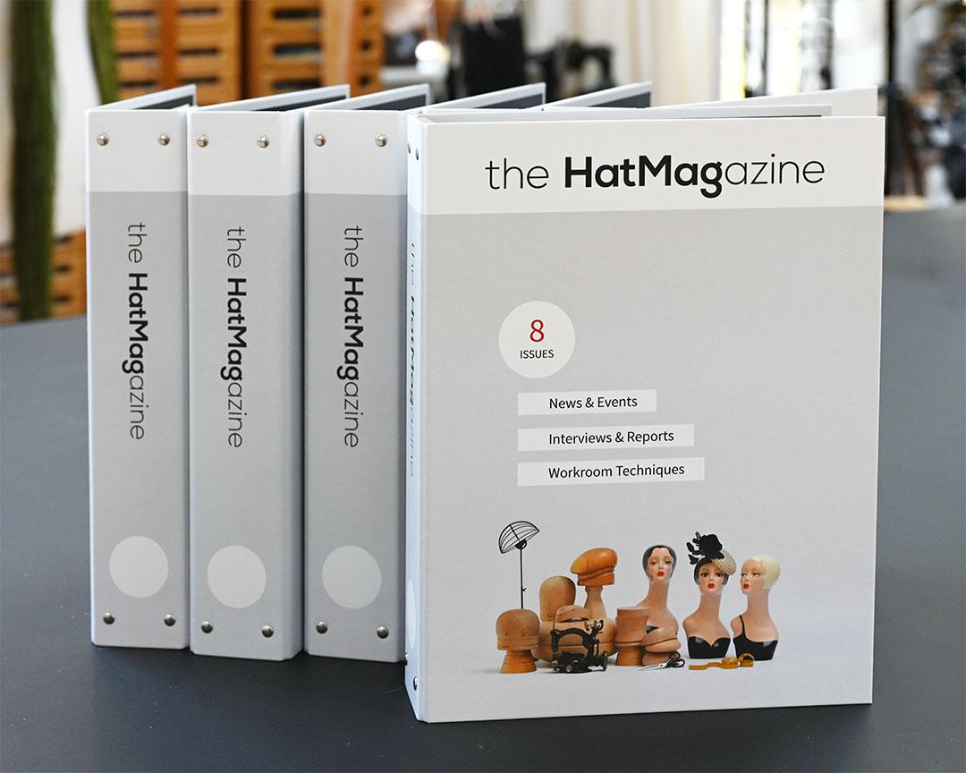 HatMag binder